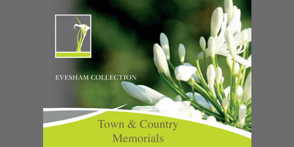Town and Country Memorials - Evesham Collection